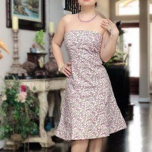Gap Strapless Dress 👗